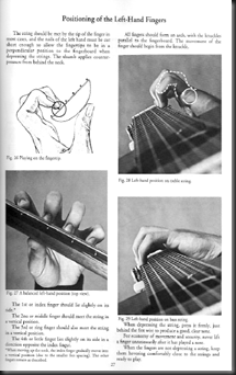 christopher parkening guitar method volumen 1 classical guitar positioning left hand