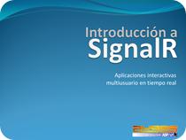 SignalR, ¡uau!