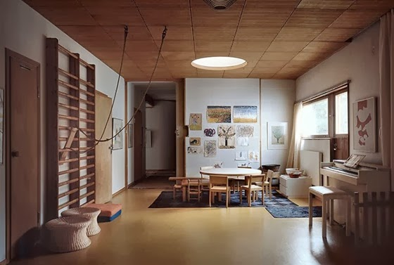 villa Mairea Alvar Aalto 10