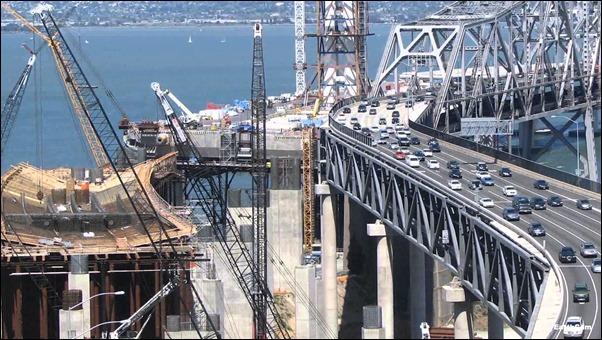 فيديو جسر خليج سان فرانسيسكو - أوكلاند