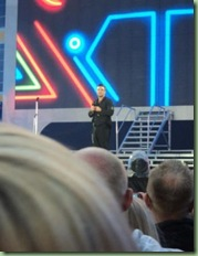Robbie Williams Progress Tour manchester 10.06.11