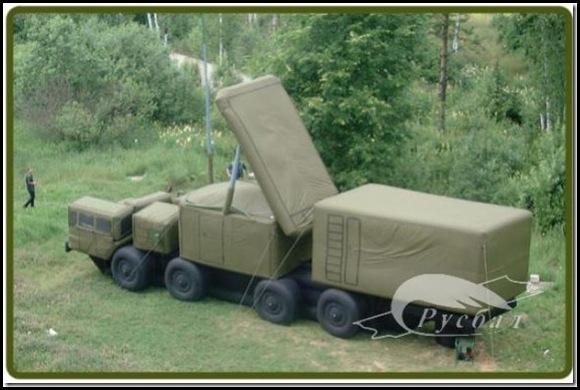 Russie une armée gonflable-25