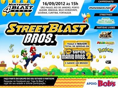 Street Blast Bros.
