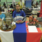 CURS at societies fair October 3rd 2012
