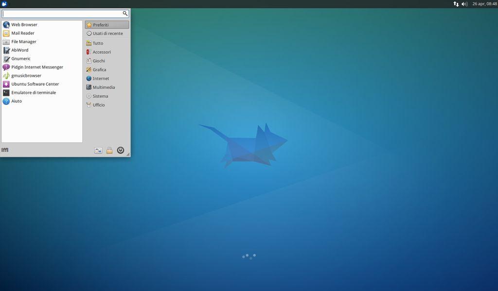 Xubuntu 14.04 Trusty Tahr LTS