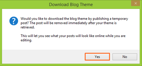 Menulis dan Memposting Artikel Blog dengan Windows Live Writter 04