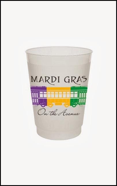 cup Mardi Gras