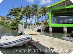 181 Spice Island Marina Dinghy Dock