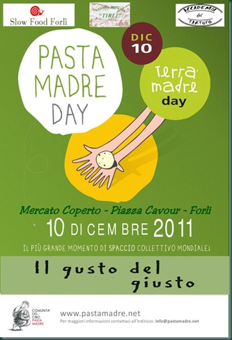 pasta madre day PMD mary valeriano
