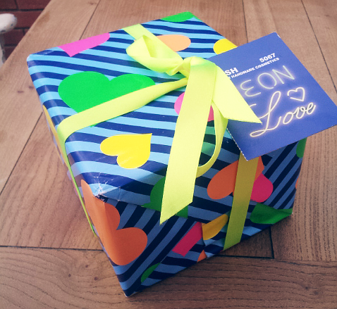 Lush 'Neon Love' Box