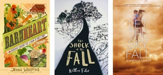 book covers autumn 2