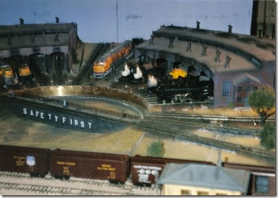 16 PNMR Layout at the Triangle Mall in November 1995