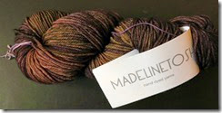 Madelinetosh DK - Wicked