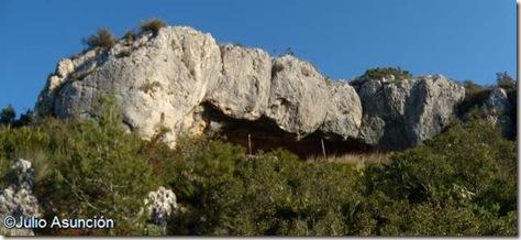 Cova de les Mallaetes - Barx
