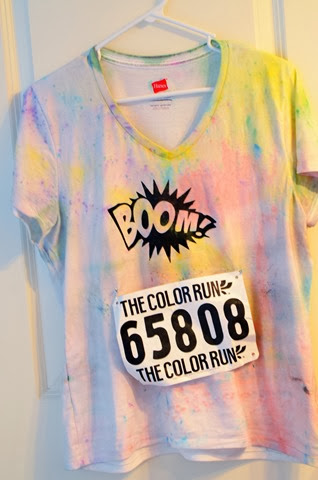 Color Run Shirt