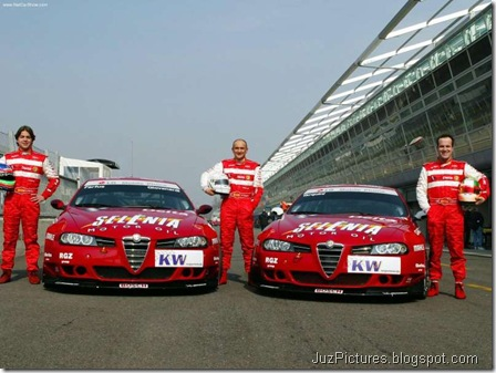 Alfa Romeo 156 GTA Autodelta8