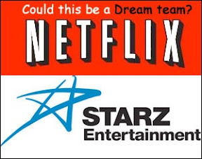 VoD - Netflix e Starz