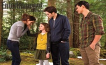 bella, jacob, renerme, edward