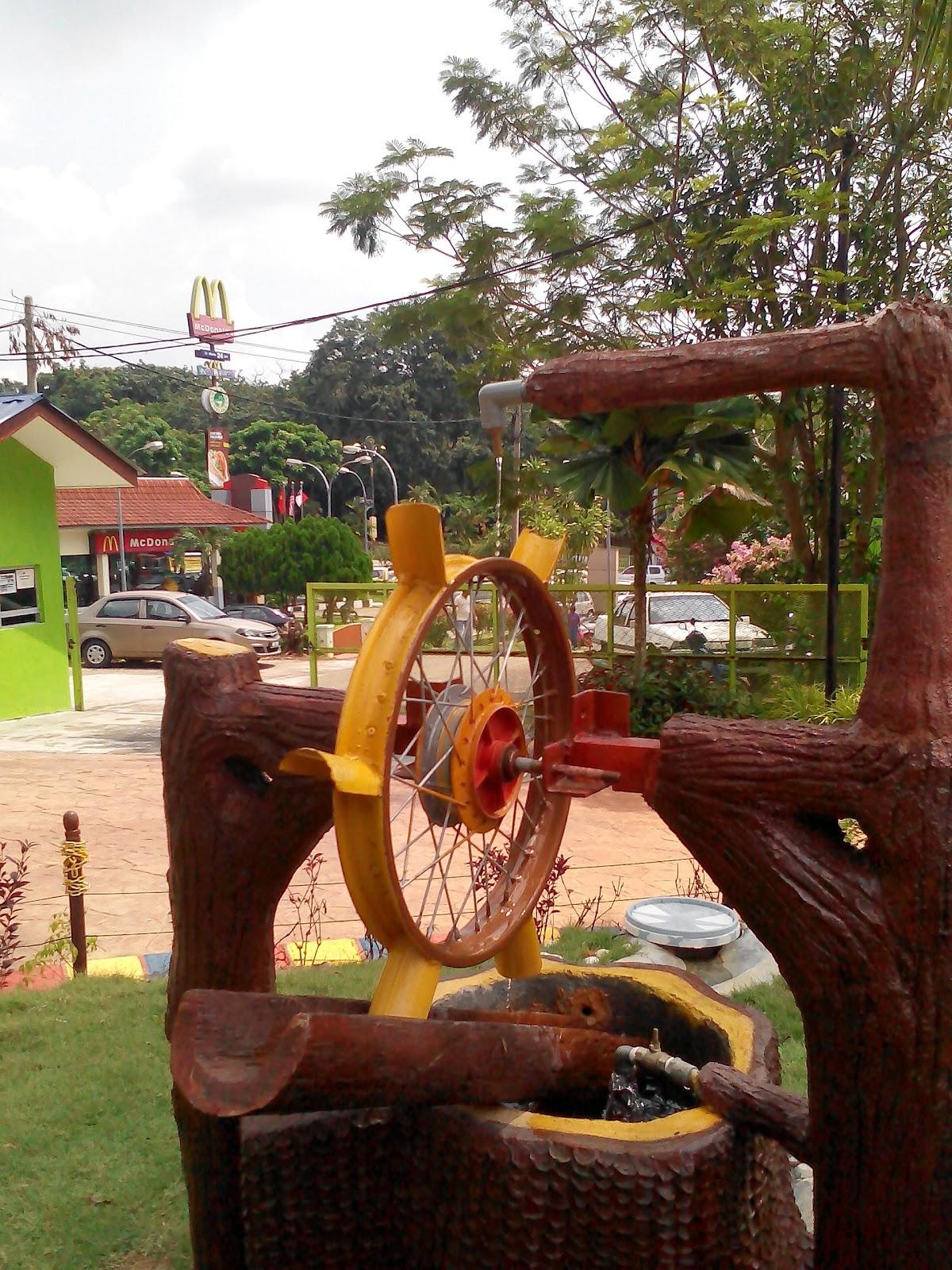 Taman Buaya di Melaka di Taman Buaya Ini