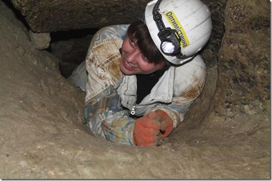 хід в печері