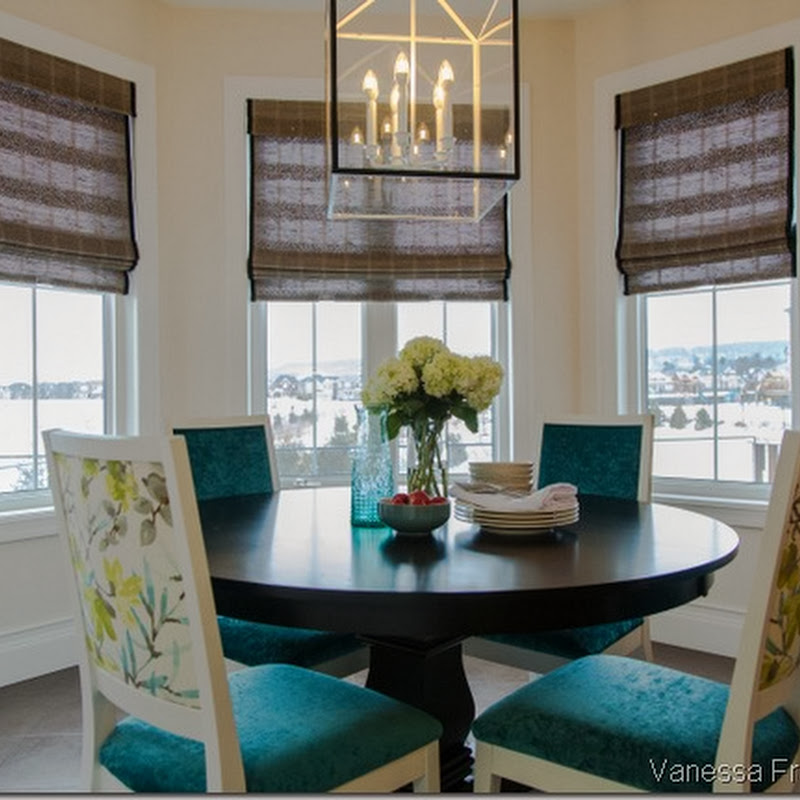 Client Project: Dining Room Before & After