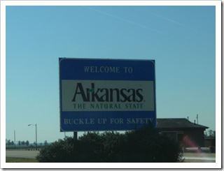 First time in AR