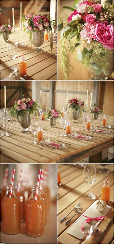 Semplicemente Perfetto Fall Wedding Idea 4
