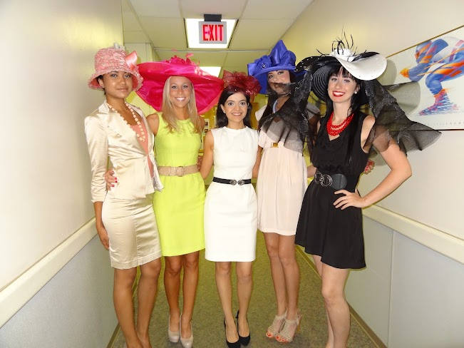 Derby Fashion: All about the Hats