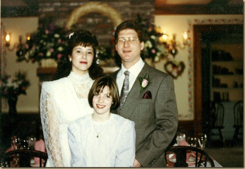 1990 Jeff & Dawn Wedding pic2