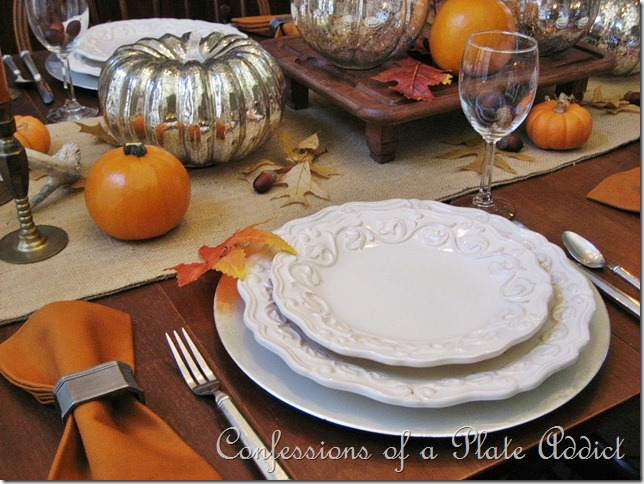 CONFESSIONS OF A PLATE ADDICT Pottery Barn Inspired Tablescape 7