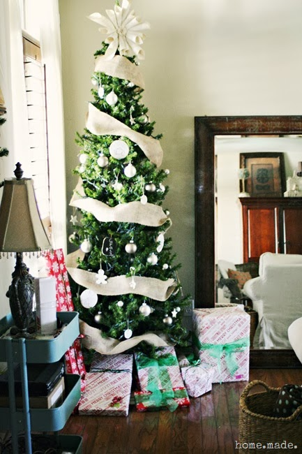 Living Room Tree