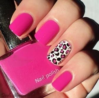 unghii pictate-nail polish