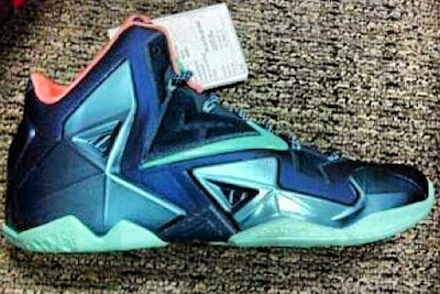 nike lebron 11 gr akron vs miami 1 01 Upcoming LEBRON XI   Akron vs. Miami   Release Date
