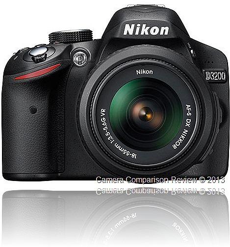 Nikon-D3200-front