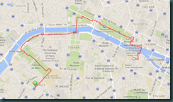 Eifel Tower Run