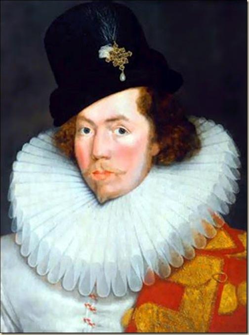Sir Henry Unton 1586