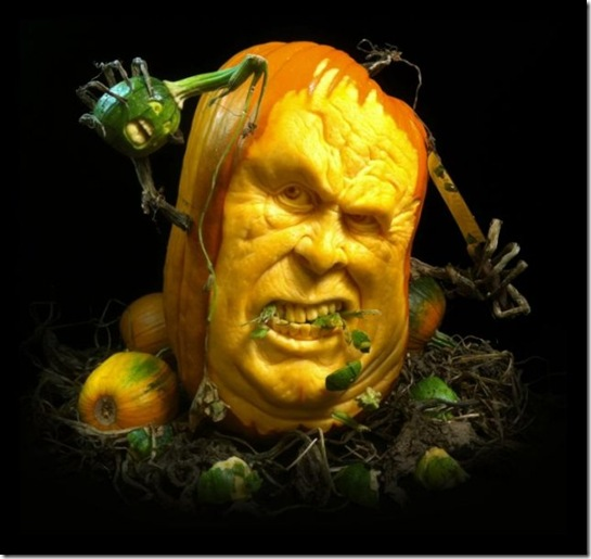 awesome pumpkin carving 14