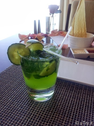 My Green Cocktail
