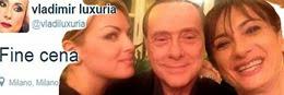 Fine cena Vladi Francesca Silvio