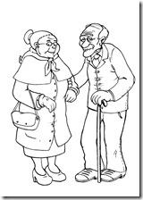 colorear dibujos de abuelos (1)