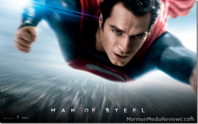 Man of Steel Poster HD