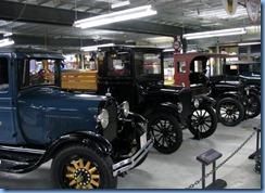 0917 Alberta Calgary - Heritage Park Historical Village - Gasoline Alley Museum