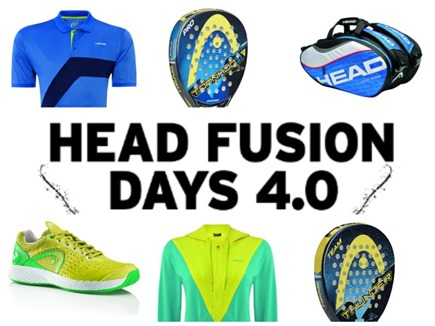 HEAD realiza la 4ª edición de sus Head Fusion Days presentando oficialmente su Colección 2014
