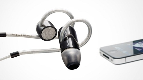C5 iPod Touch In-Ear Headphones