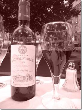Wine Sepia