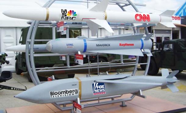 media missiles