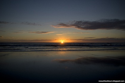 Muriwai Sunset 2