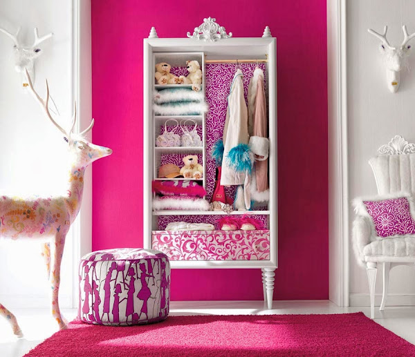 Girls room decor casual cottage Girls bedroom paint ideas