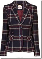 Phase Eight Plaid Jacket