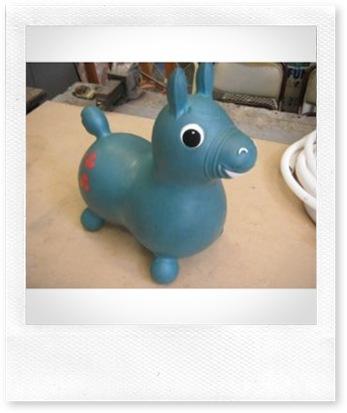 burro de goma